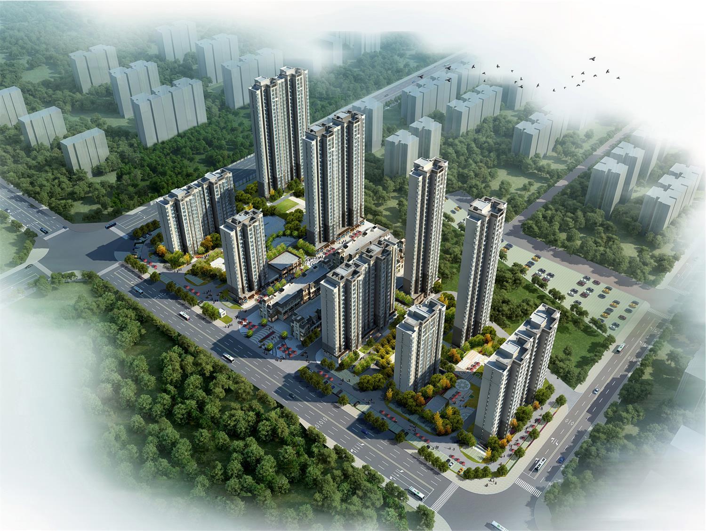 枣庄项目  项目位于枣庄市薛城区城南新区(湖景花园南侧),东临种家家
